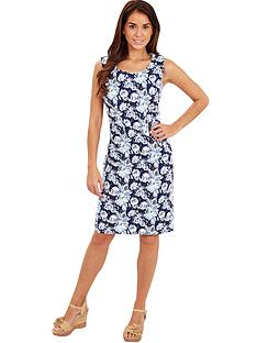 joe-browns-blue-floral-dress