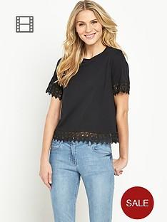 south-crochet-trim-t-shirt