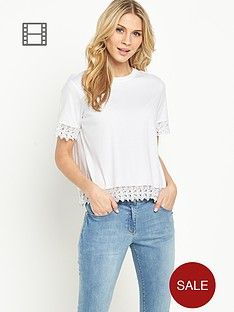 south-crochet-trim-t-shirt