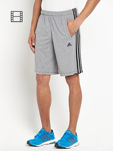 adidas-essentials-mens-3-stripe-shorts