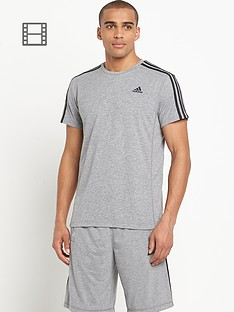 adidas-essentials-mens-3-stripe-t-shirt
