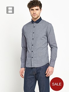 883-police-mens-vito-long-sleeved-penny-collar-shirt