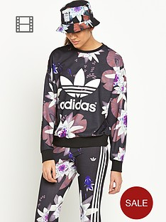 adidas-originals-lotus-print-sweatshirt