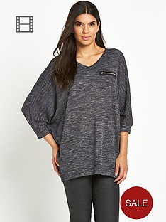 vero-moda-nuro-oversized-zip-top