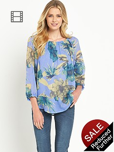joe-browns-gypsy-floral-blouse-and-scarf