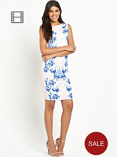 lipsy-puff-print-bodycon-dress
