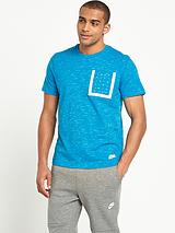 Mens Tech Pocket T-shirt