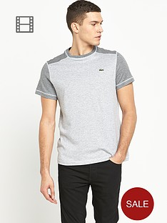 lacoste-mens-cut-and-sew-t-shirt