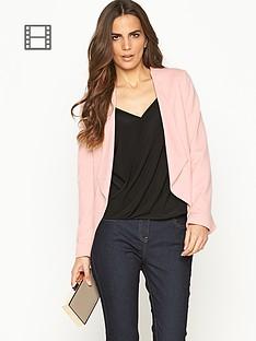 wallis-zip-drape-ponte-jacket