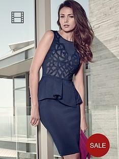 lipsy-michelle-keegan-peplum-cutwork-dress