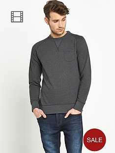 selected-mens-adventure-crew-neck-sweatshirt