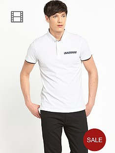 jack-jones-premium-berry-polo-shirt