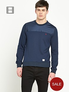 original-penguin-mens-panel-yolk-crew-sweatshirt