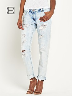 love-label-austin-bleach-ripped-boyfriend-jeans