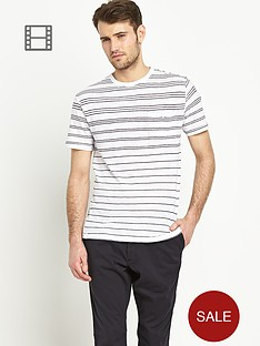 french-connection-stripe-t-shirt