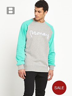 money-mens-colour-mix-crew-sweatshirt