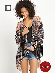 south-boho-print-fringe-kimono