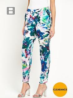 wallis-floral-trousers