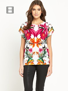 ted-baker-tropical-print-t-shirt