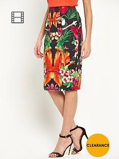 ted-baker-tropical-toucan-pencil-skirt