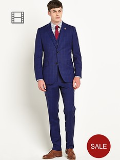 ted-baker-mens-check-3-piece-suit