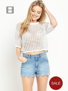 miss-selfridge-ibiza-open-stitch-jumper-white