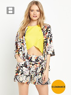 miss-selfridge-palm-crepe-jacket