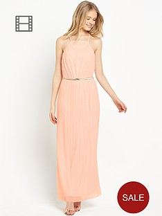 miss-selfridge-oyster-toned-90s-plisse-maxi-dress
