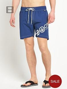 crosshatch-mens-logo-swim-shorts