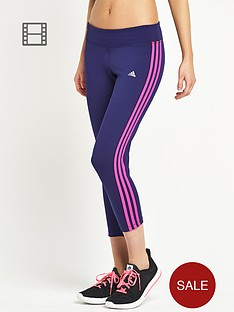adidas-climalite-essential-three-quarter-tights