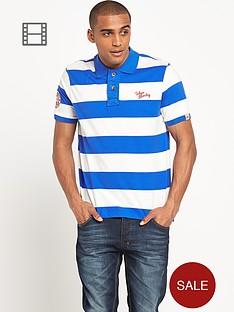 tokyo-laundry-mens-striped-piqueacute-polo-shirt