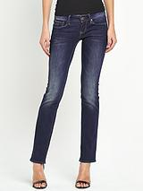 3301 Straight Comfort Bloom Jeans