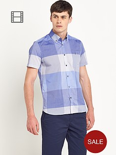 ted-baker-mens-large-scale-check-short-sleeved-shirt