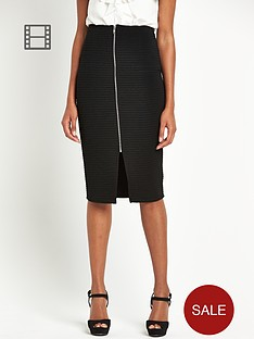 definitions-ribbed-zip-skirt