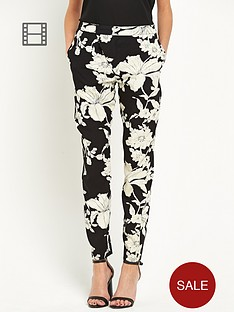 motel-floral-high-waisted-trousers