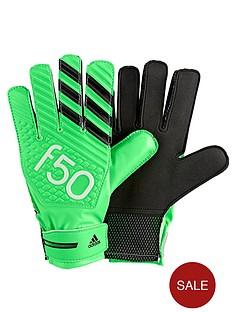 adidas-junior-f50-training-goal-keeper-gloves