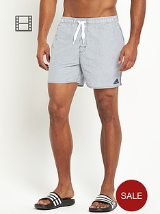 adidas-mens-stripes-swim-shorts