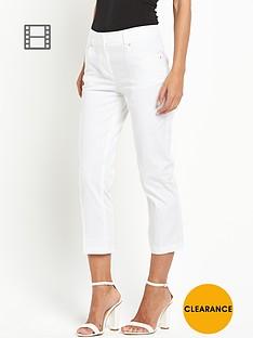 wallis-cotton-stretch-crop-trousers