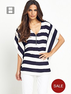wallis-zip-stripe-kaftan