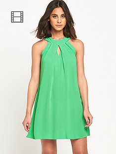 warehouse-halter-neck-dress