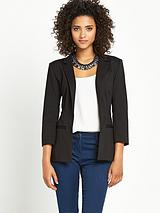 Jersey Blazer - Black