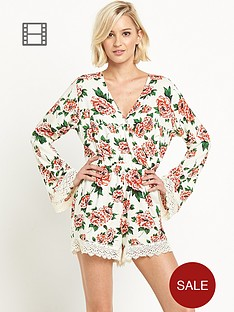 motel-feather-playsuit