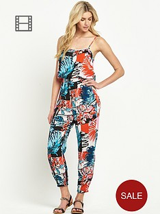 south-crinkle-floral-print-jumpsuit