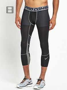 nike-mens-pro-combat-hypercool-compression-three-quarter-tights