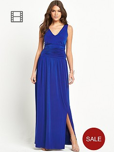 club-l-slinky-maxi-dress