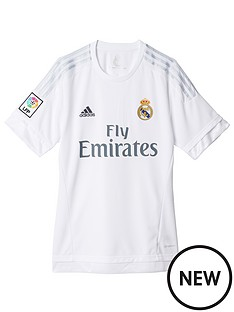adidas-real-madrid-201516-junior-home-short-sleeved-shirt