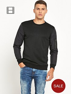 only-sons-mens-onsnylon-sleeved-sweater