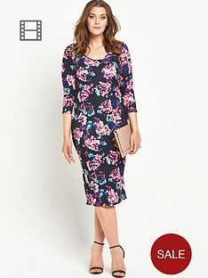 so-fabulous-blossom-floral-print-jersey-bodycon-dress