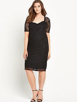 so-fabulous-sweetheart-neck-half-sleeve-lace-midi-dress