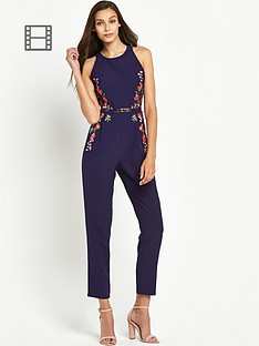 little-mistress-side-panel-floral-embellished-jumpsuit